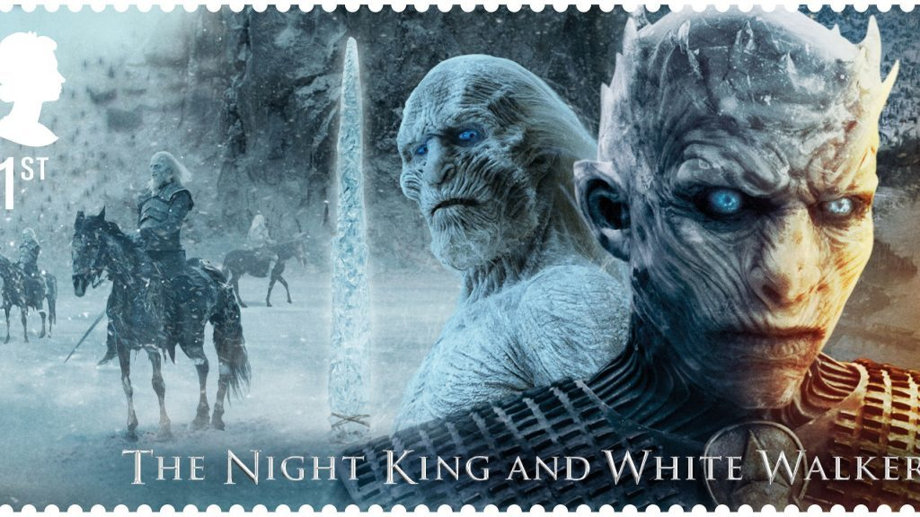 A Game Of Thrones stamp (Royal Mail/PA)