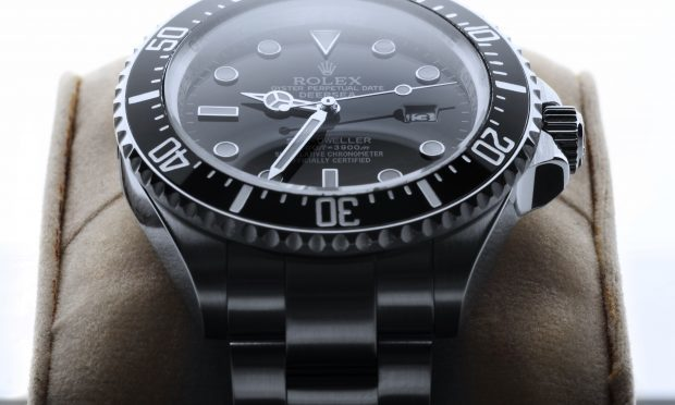 Rolex Deep sea wristwatch (Getty Images/iStock)