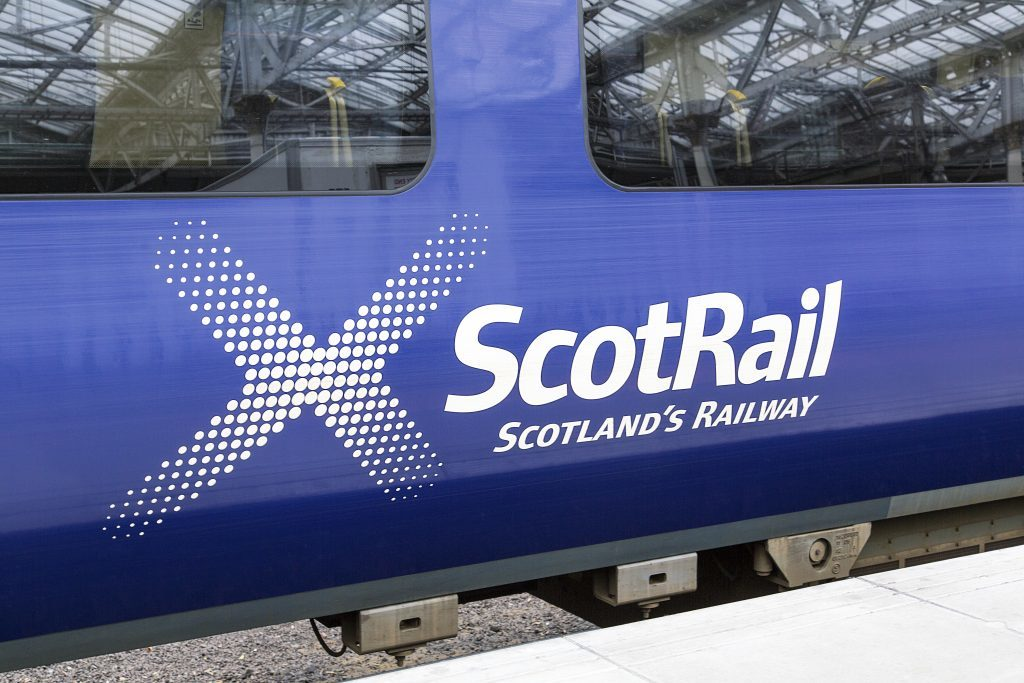 Scotrail have announced there will be no trains running in the central belt this evening or tomorrow morning (Getty Images/iStock)