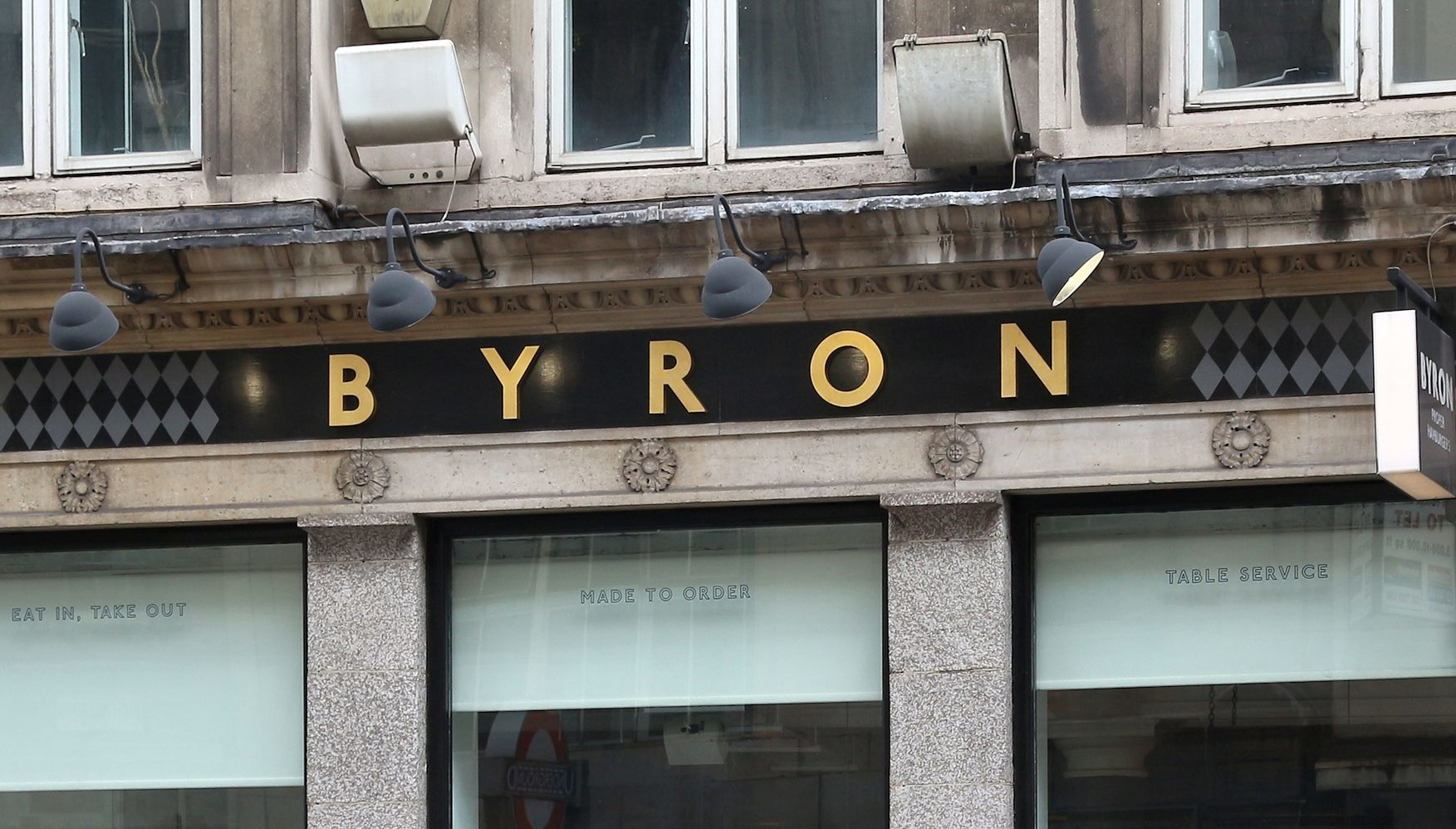 Byron Burger in Glasgow has closed (Getty Images/IStockphoto)