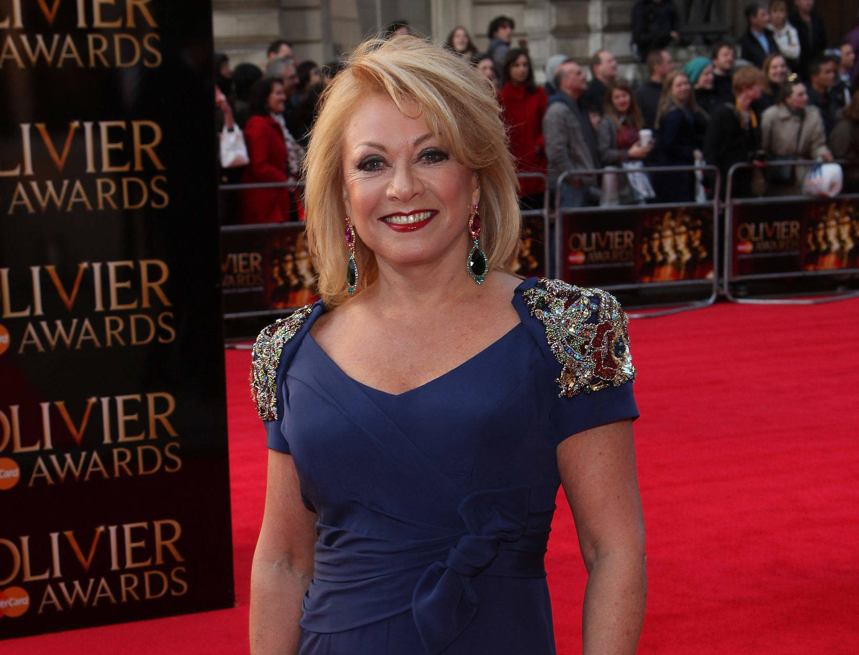 Elaine Paige has been made an ambassador of the Royal Voluntary Service (Tim Whitby/Getty Images)