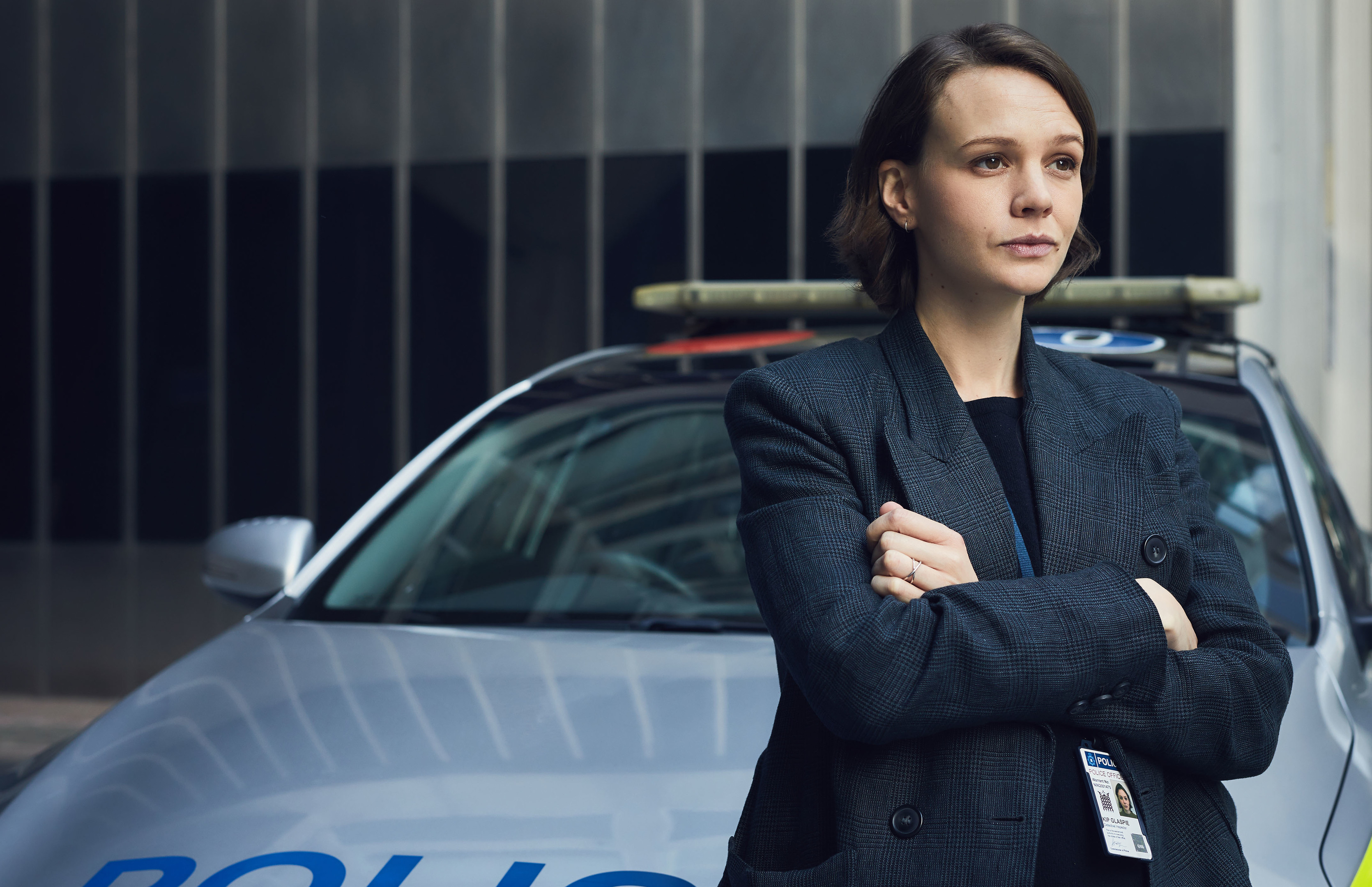 It's a bumpy time for pregnant Carey Mulligan in new BBC