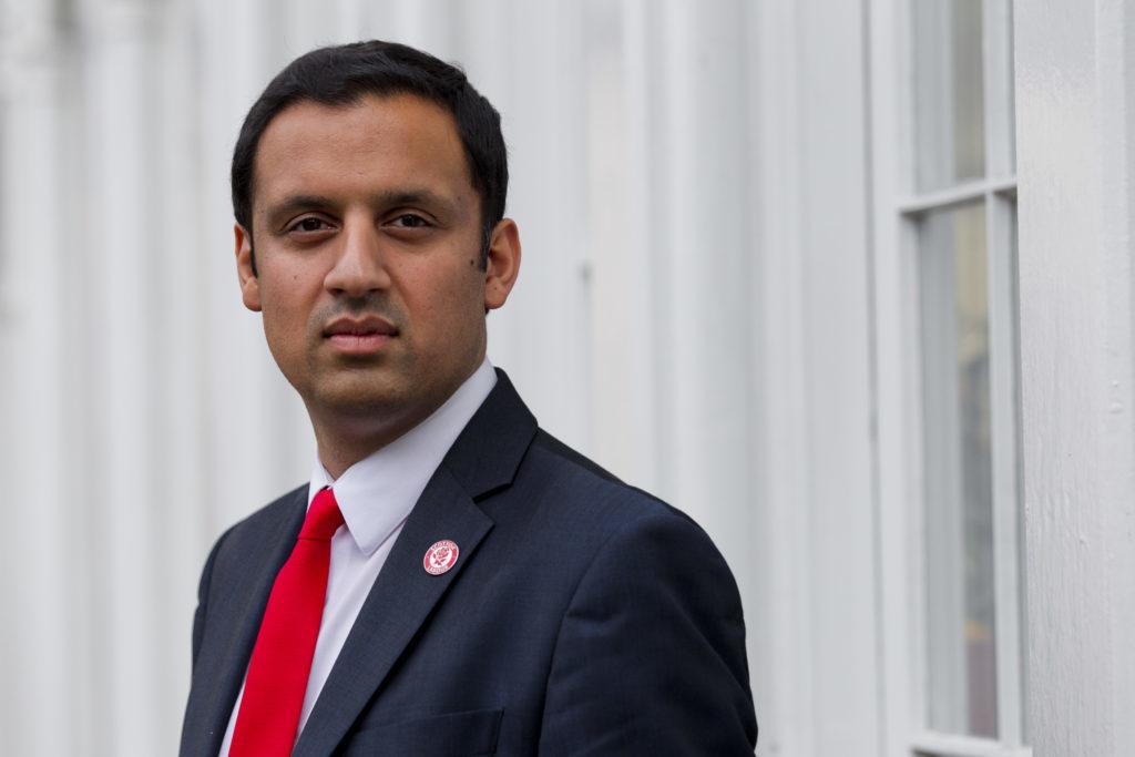 Labour MSP Anas Sarwar (Andrew Cawley)