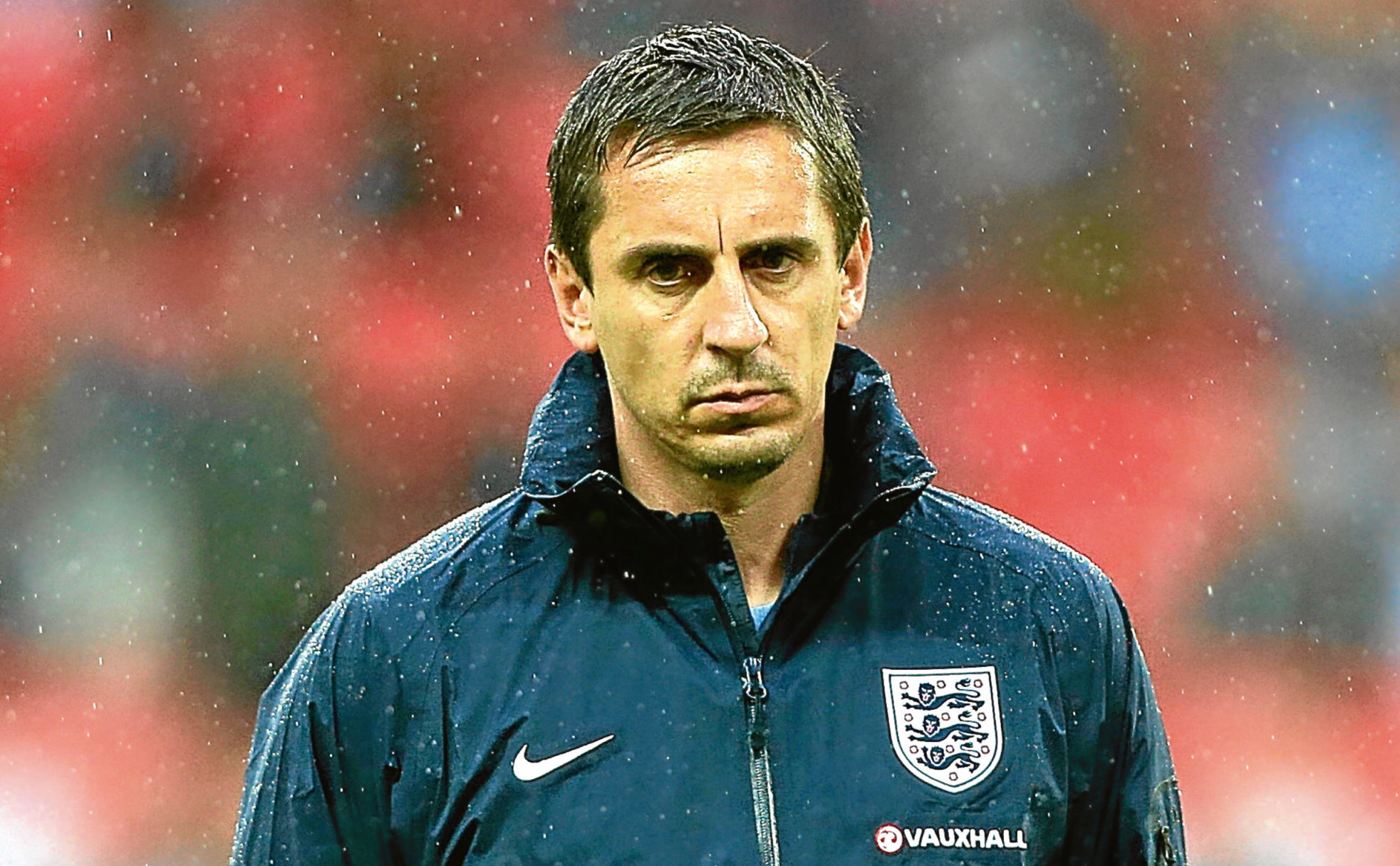 Gary Neville (Nick Potts/PA Wire.)