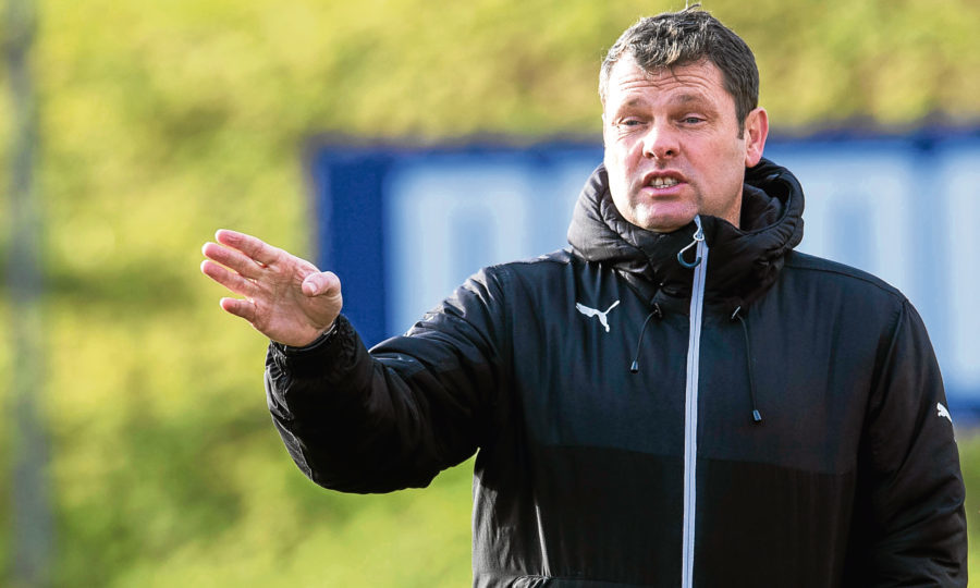 Rangers scorers Josh Windass and Alfredo Morelos will get better - Graeme Murty