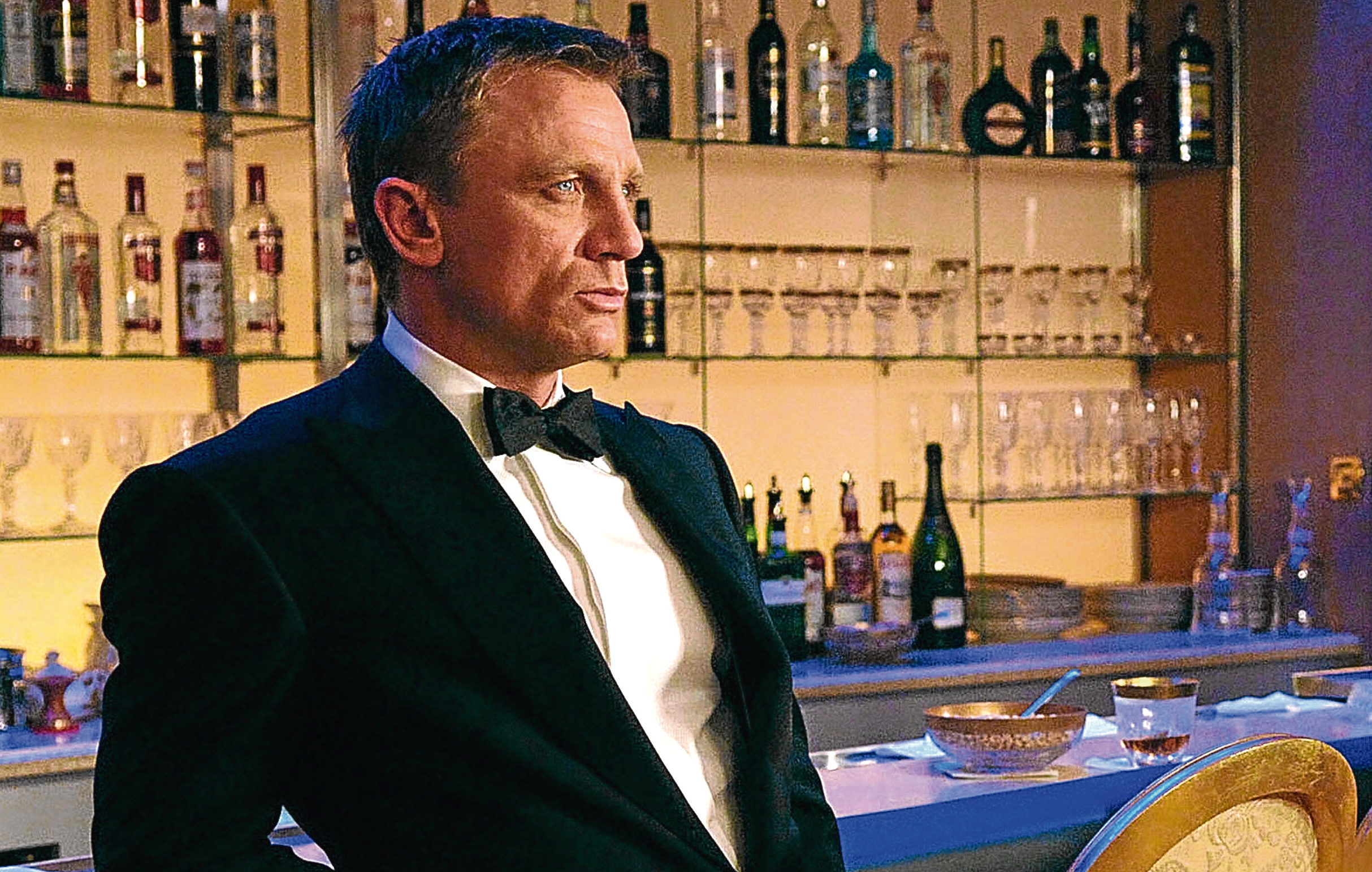 Daniel Craig in Casino Royale (Allstar/UNITED ARTISTS/COLUMBIA PICTURES)