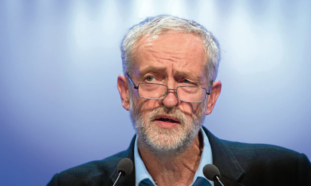 Labour party leader Jeremy Corbyn (Rick Findler/PA Wire)