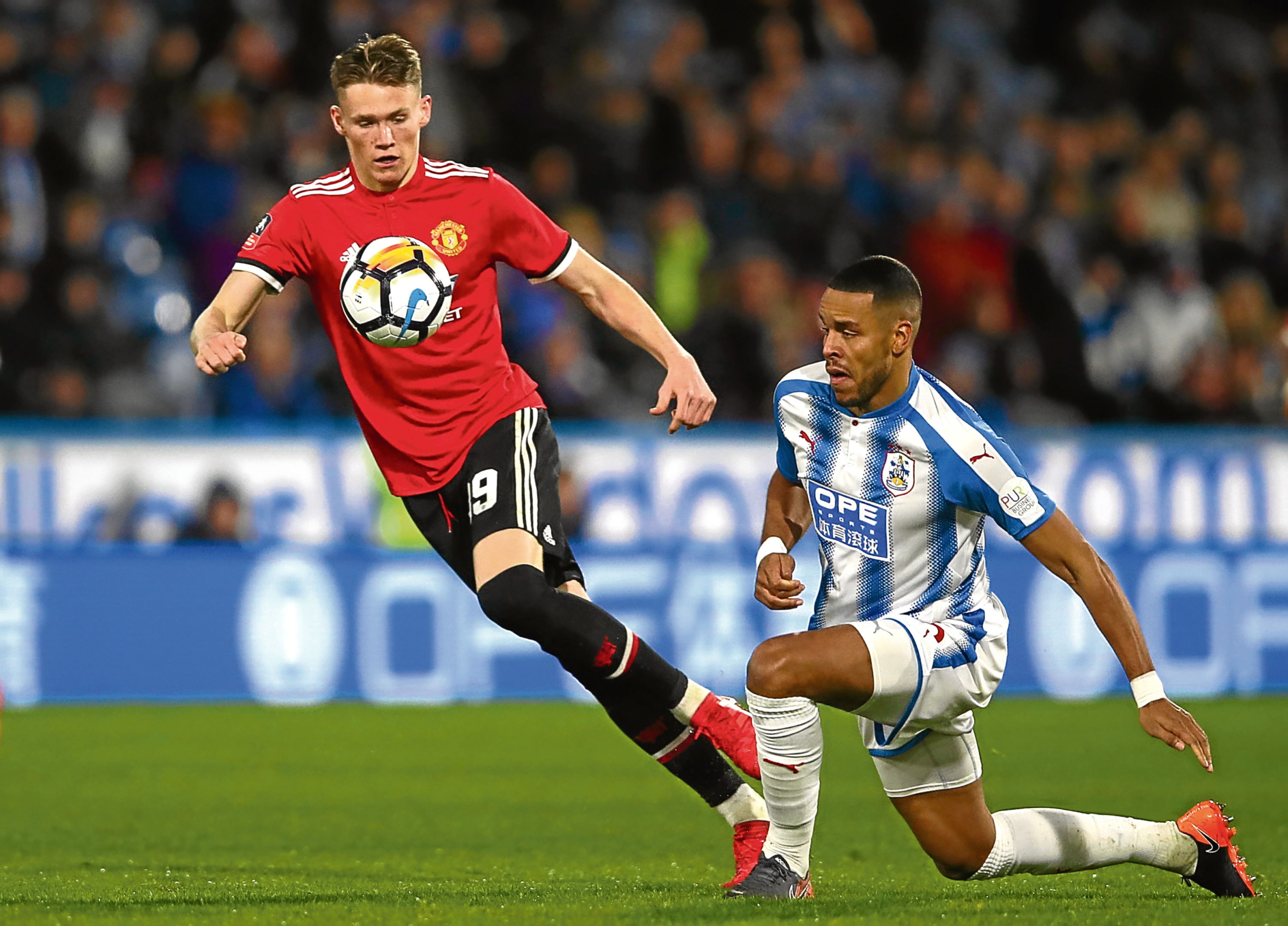 Huddersfield Town v Manchester United (Getty Images)