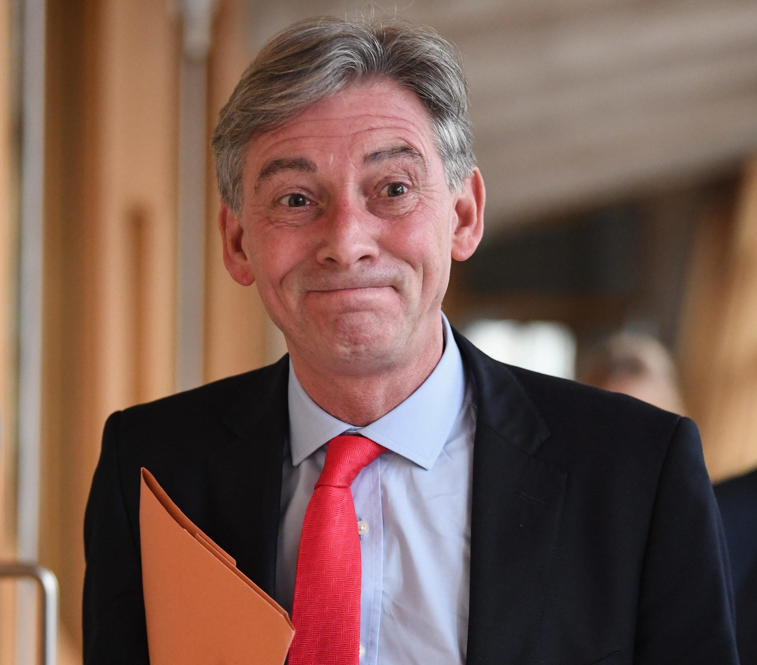 Scottish Labour party leader Richard Leonard (Jeff J Mitchell/Getty Images)