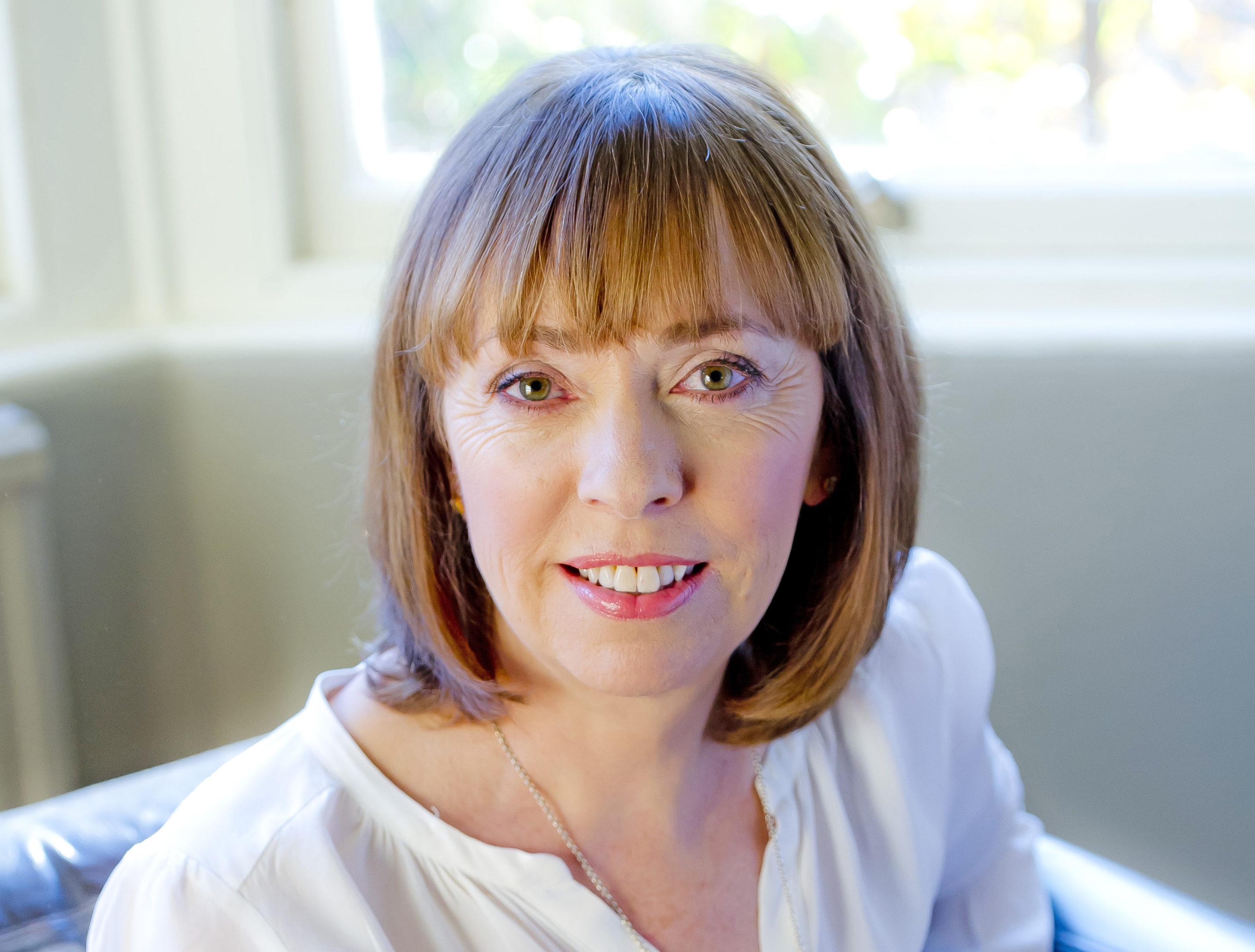 Author Joanna Blythman (Alan Peebles)