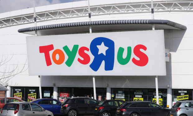 Toys R Us (Aaron Chown/PA Wire)