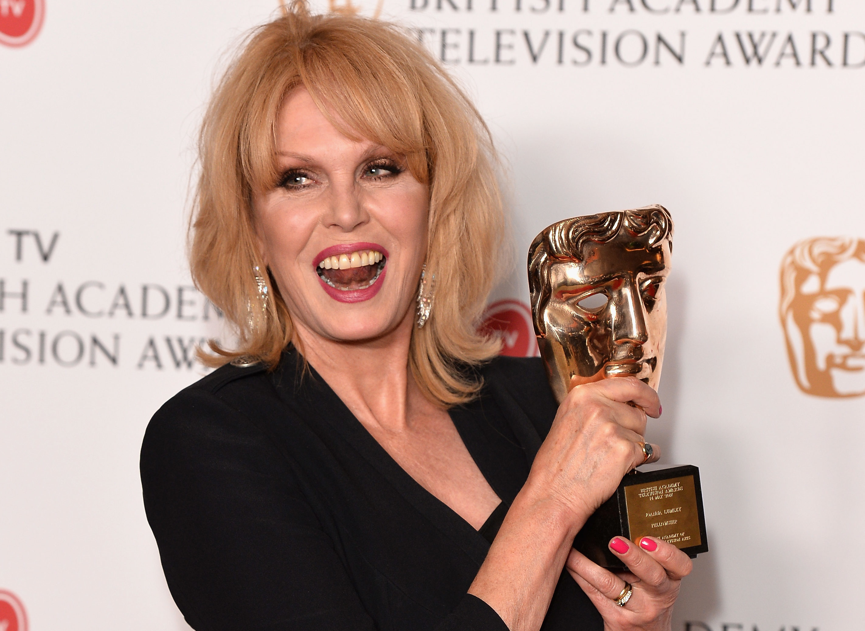 Joanna Lumley will host the ceremony (Jeff Spicer/Getty Images)