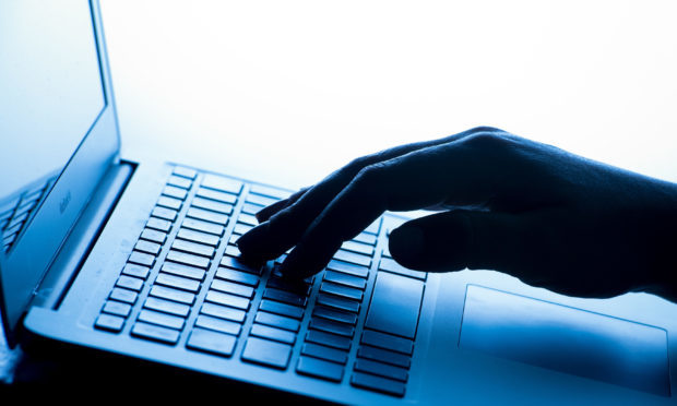 Officers are investigating 19 cases that have taken place since last July conning people through emails, phone calls or text messages in scams known as phishing, vishing and smishing. (Dominic Lipinski/PA Wire)