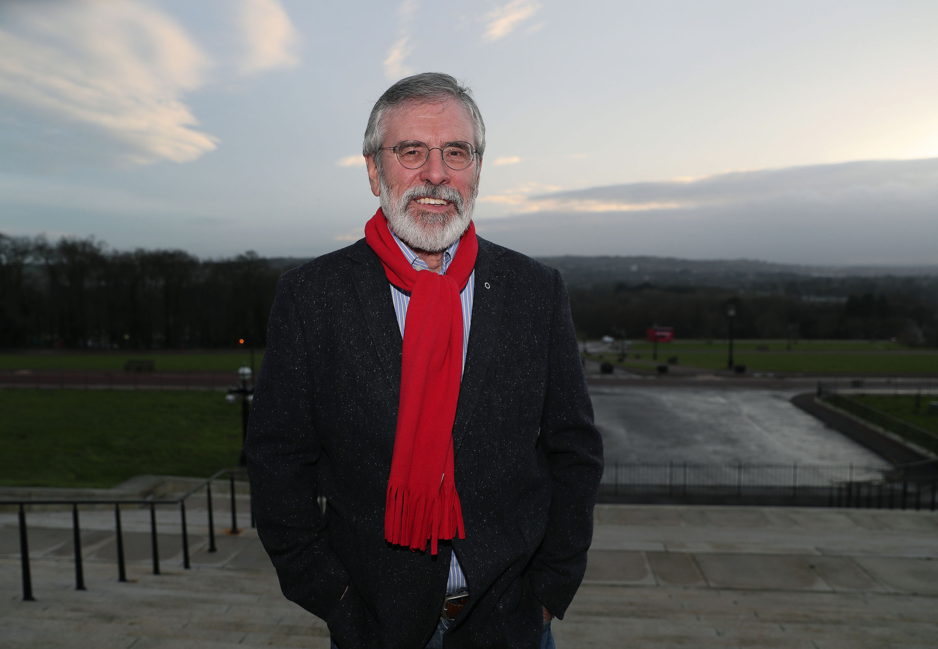 Gerry Adams (Brian Lawless/PA Wire)