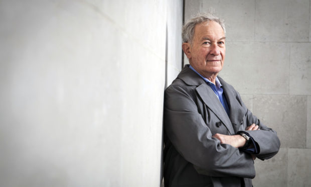 Historian Simon Schama, the co-presenter of the BBC's new Civilisations series (Andrew Hayes-Watkins/PA Wire)