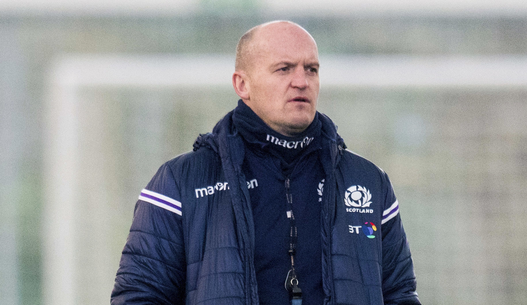 Scotland head coach Gregor Townsend (SNS Group)