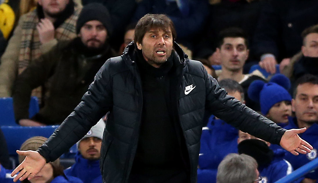 Chelsea manager Antonio Conte (Nigel French/PA Wire)