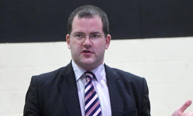 Mark McDonald (Chris Sumner/DC Thomson)