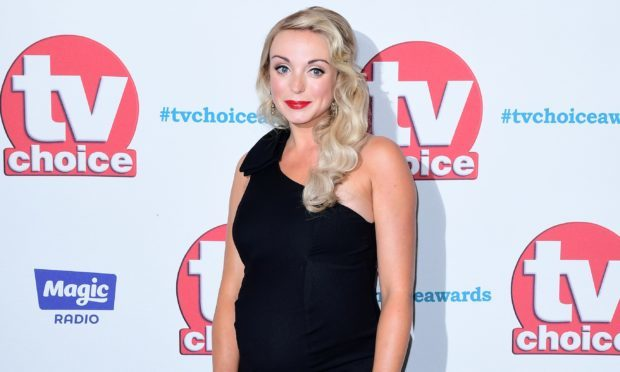 Call the Midwife star Helen George fires back over fat shaming comment (Ian West/PA)
