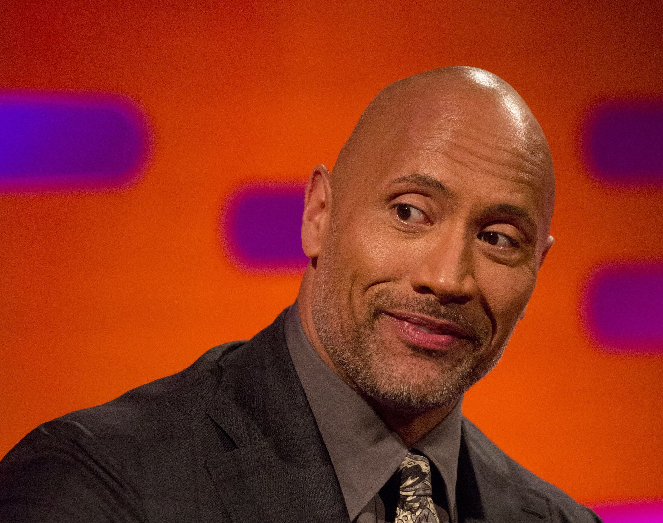 Dwayne 'The Rock' Johnson on saving his mother during suicide attempt (Isabel Infantes/PA)
