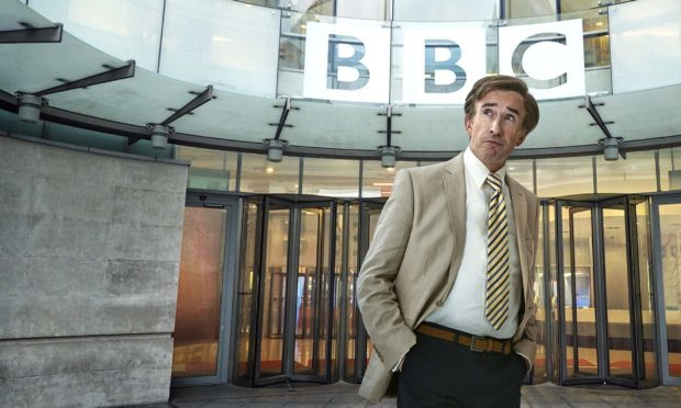 Alan Partridge will return for a new show (Andy Seymour/BBC/PA)
