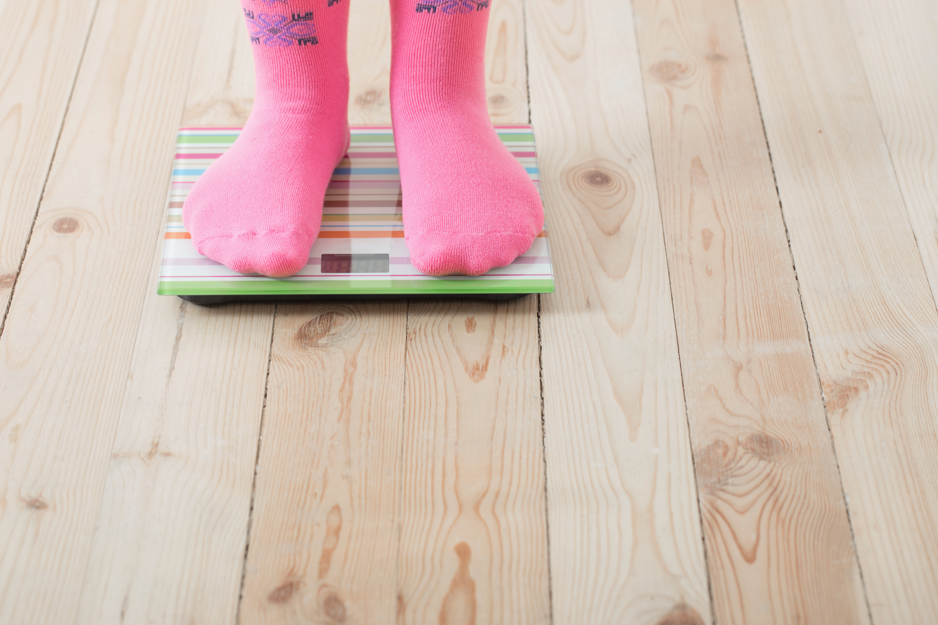 Hundreds of the youngsters seen by health boards' weight management services since 2014/15 were aged between two and four (Getty Images/iStock)