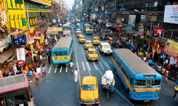 Graeme Macrae Burnet, Val McDermid and Abir Mukherjee are travelling to Kolkata for the literary festival (Getty Images/iStock)