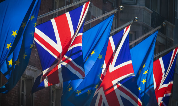 A quarter of firms (25%) said they had decided to focus more on UK trade in light of Brexit (Getty Images/iStock)