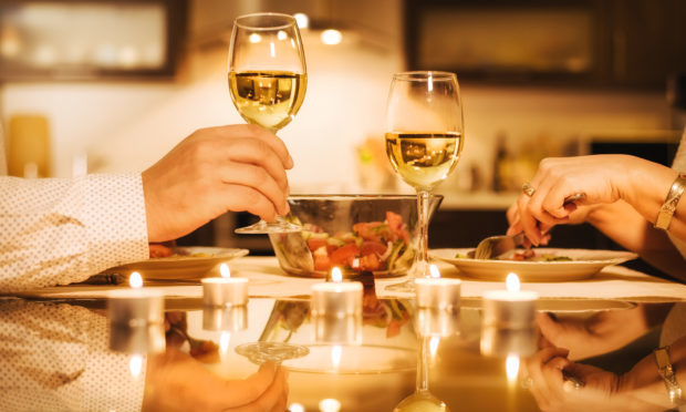 Marks and Spencer, Waitrose and Tesco are all offering Valentine's Day dine-in meal deals (Getty Images/iStock)