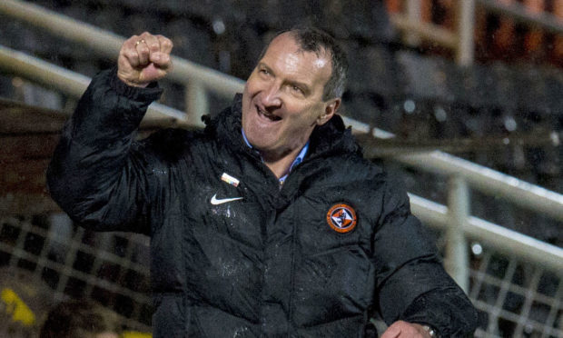 Dundee Utd manager Csaba Laszlo (SNS)