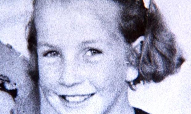 Schoolgirl Moira Anderson (Universal News)