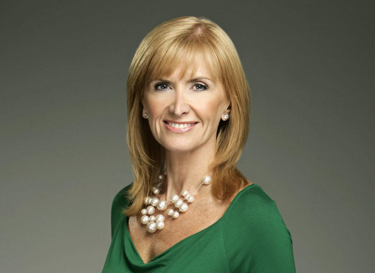 Jackie Bird (BBC Scotland, Martin McCreadie)