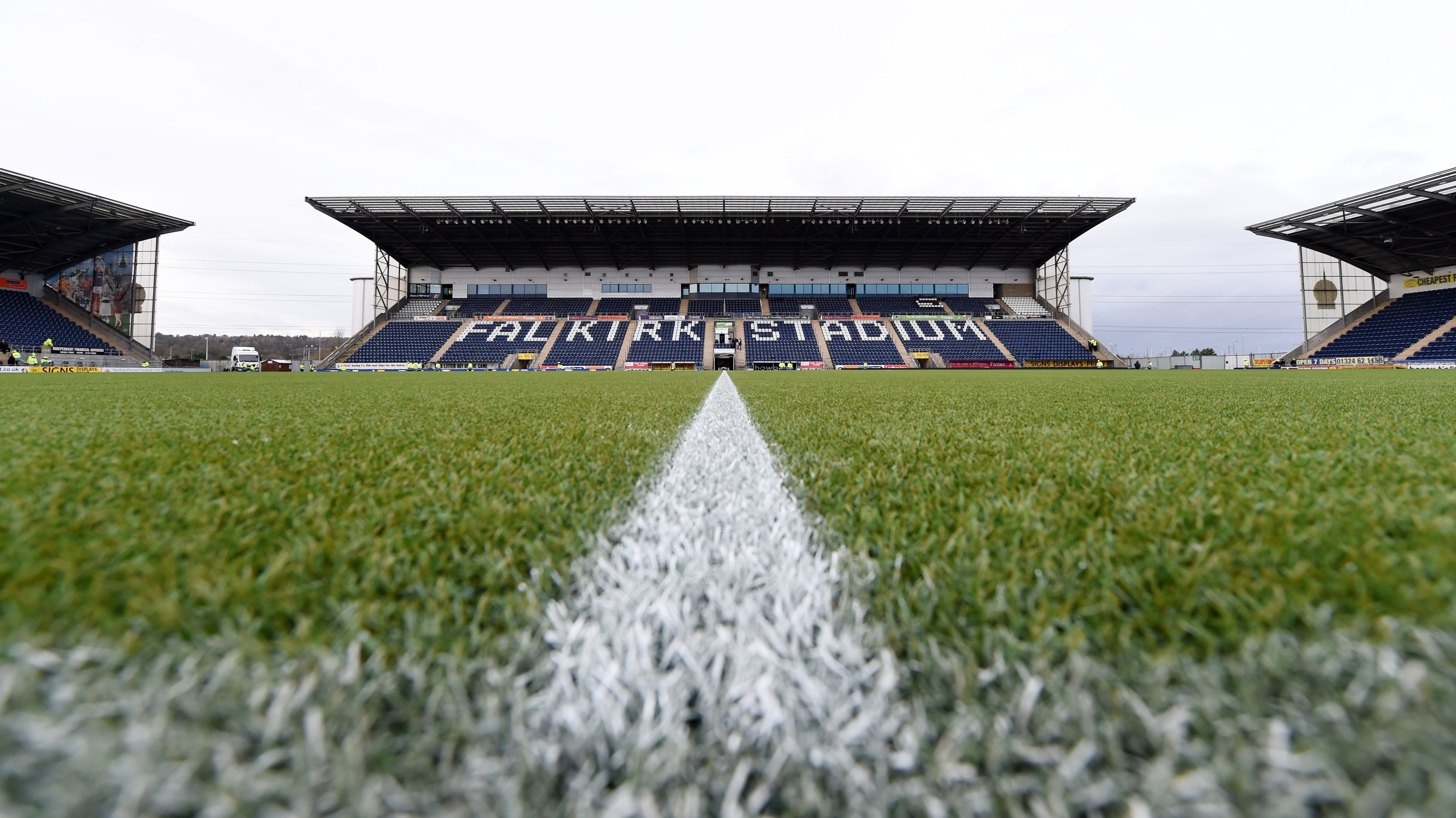 The Falkirk Stadium (SNS Group / Craig Foy)