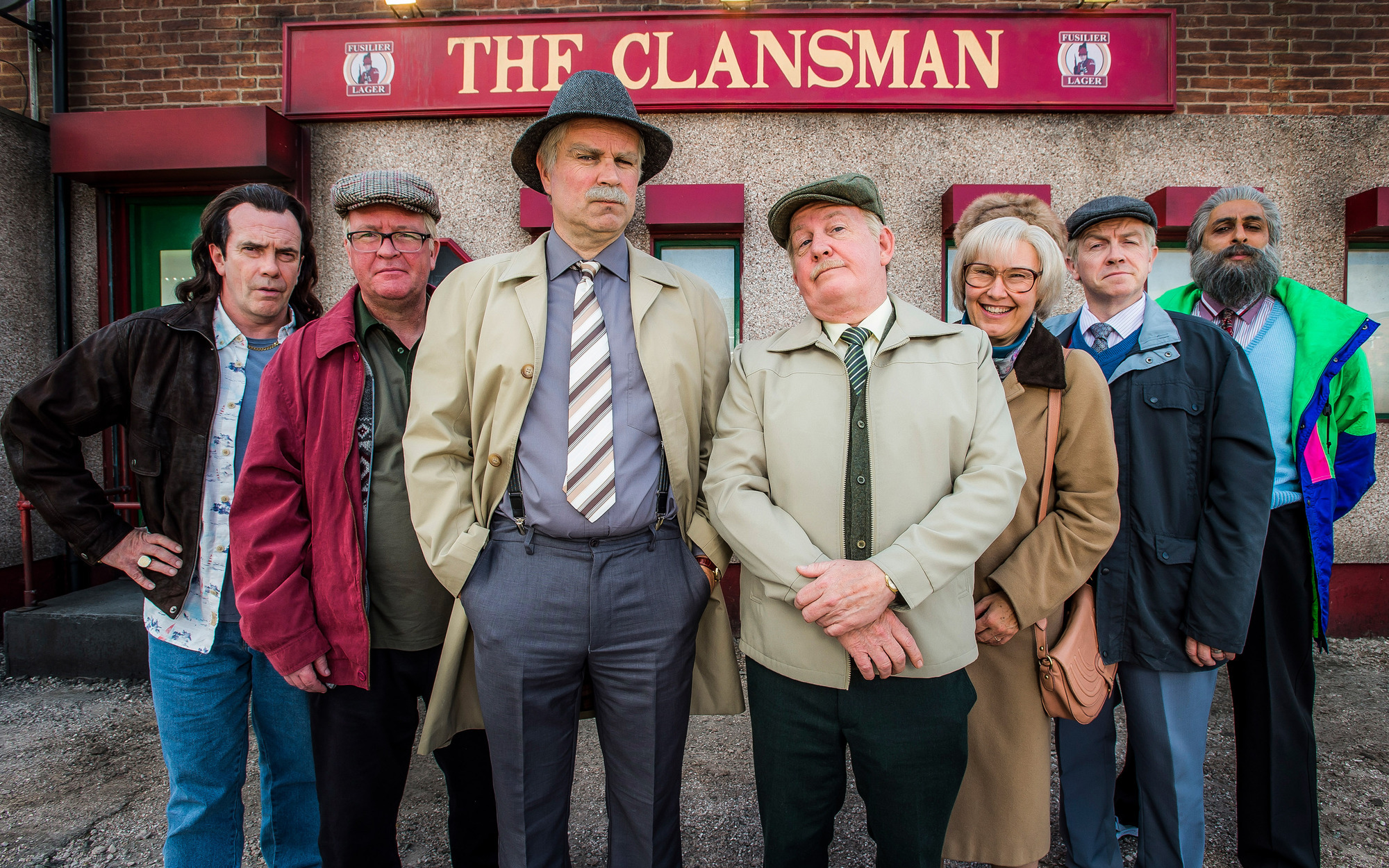 The cast of Still Game (BBC /Alan Peebles)