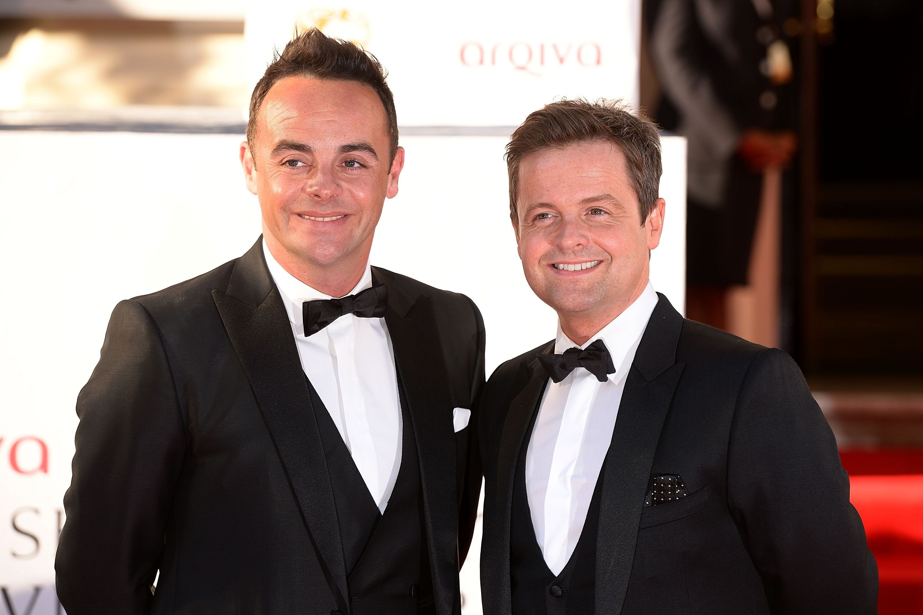 Anthony McPartlin (left) and Declan Donnelly (Dominic Lipinski/PA Wire)