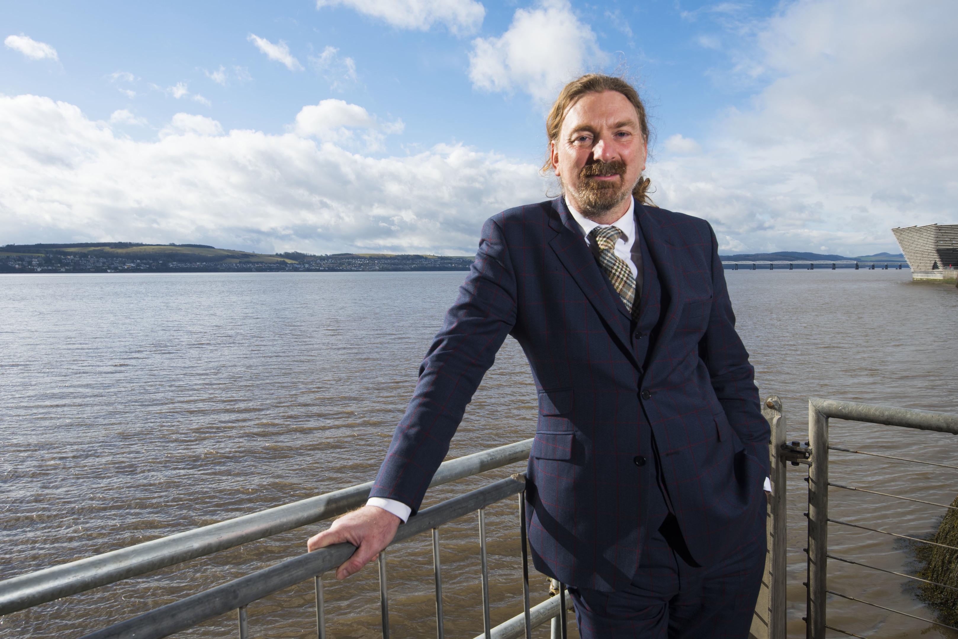 Chris Law MP (Alan Richardson Dundee, Pix-AR.co.uk)