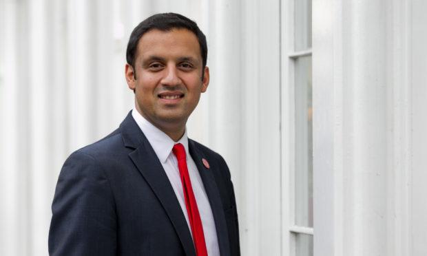 Labour MSP Anas Sarwar (Andrew Cawley/DC Thomson)