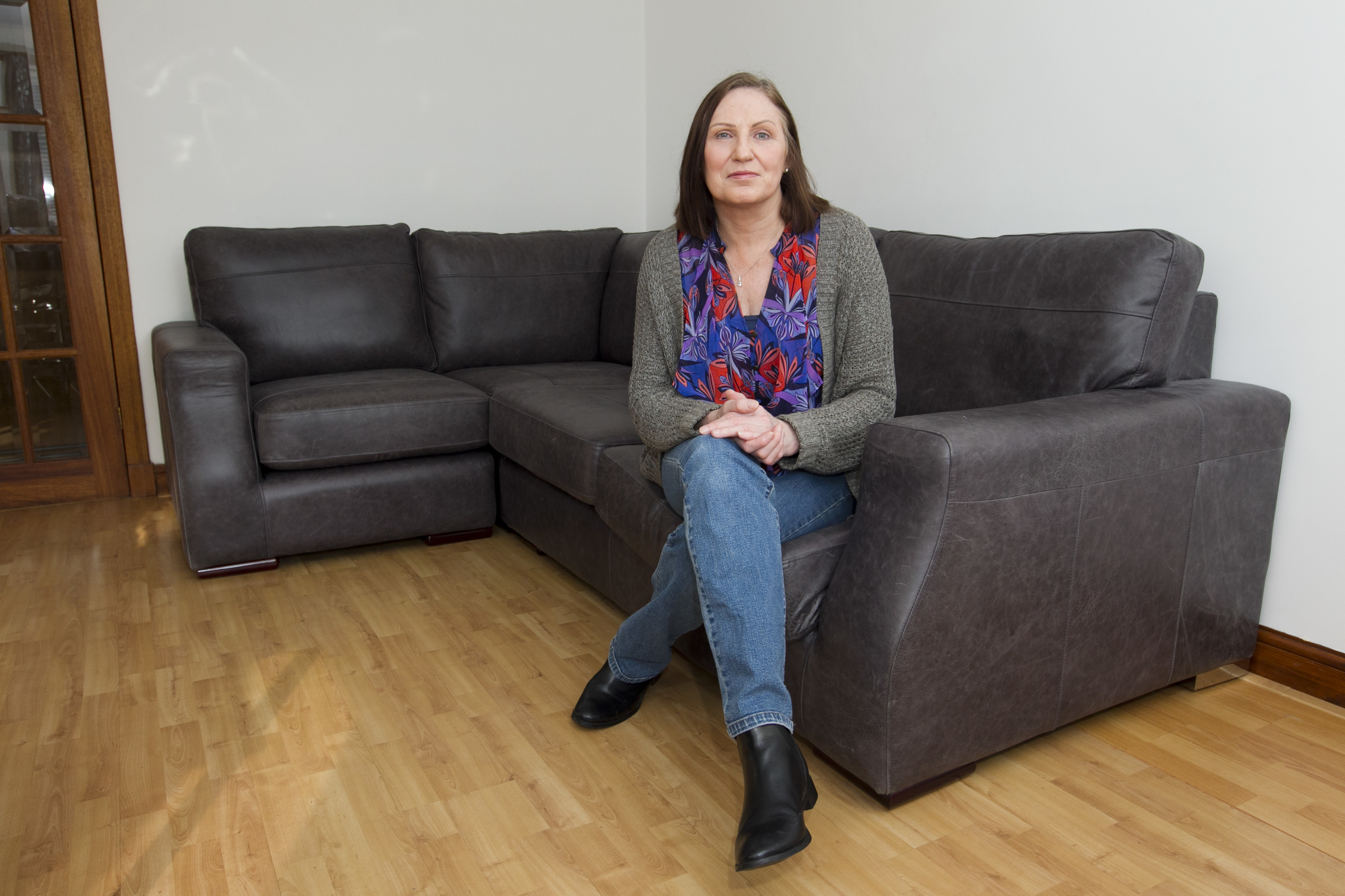Moira Forbes' dispute has been resolved (Andrew Cawley / DC Thomson)
