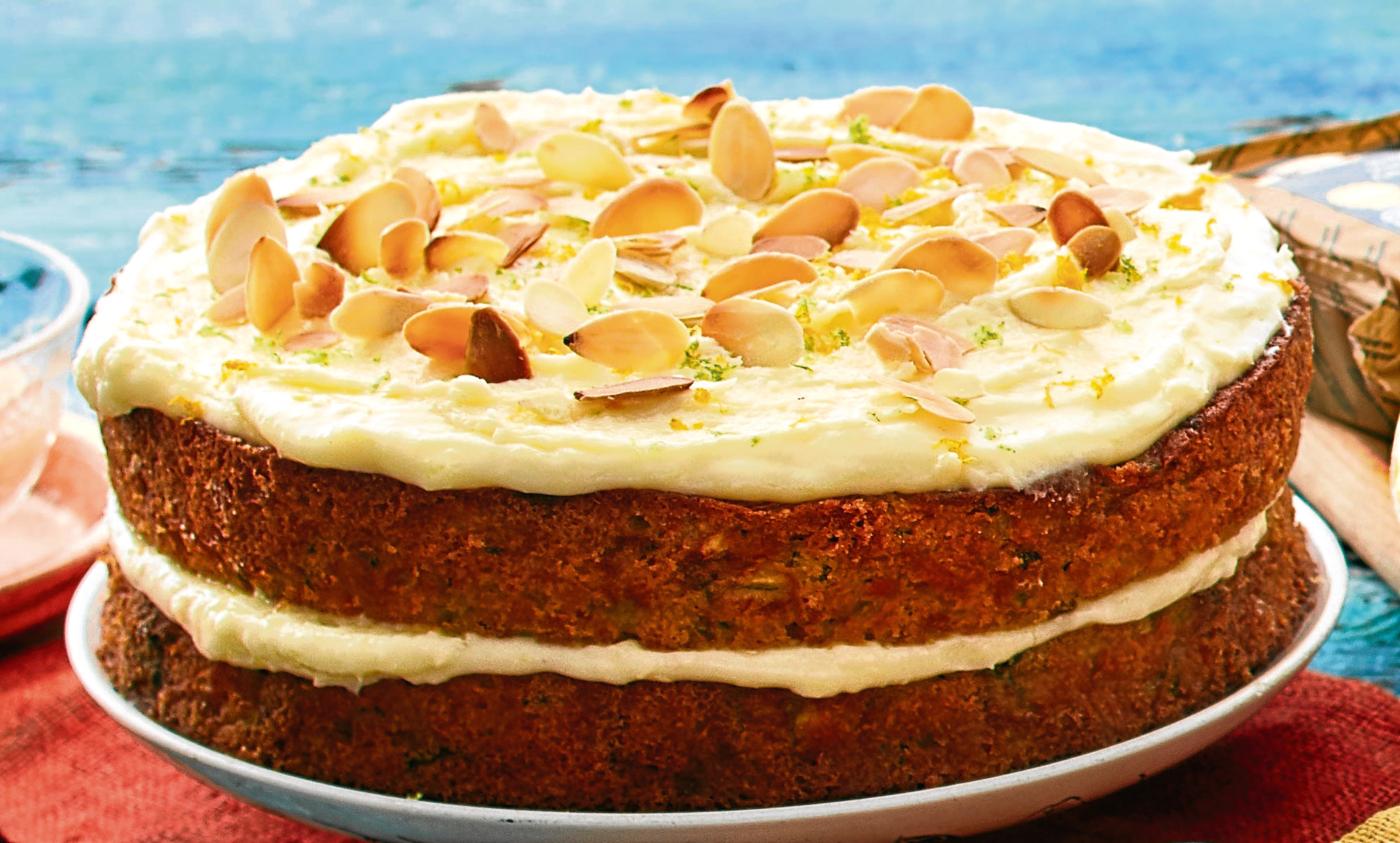 Courgette Cake (Lidl)