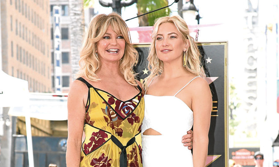 Goldie Hawn and Kate Hudson (Getty Images)