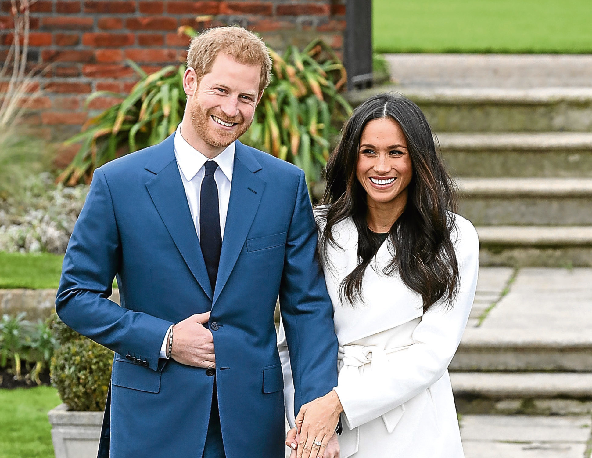 Prince Harry and actress Meghan Markle (Getty Images)