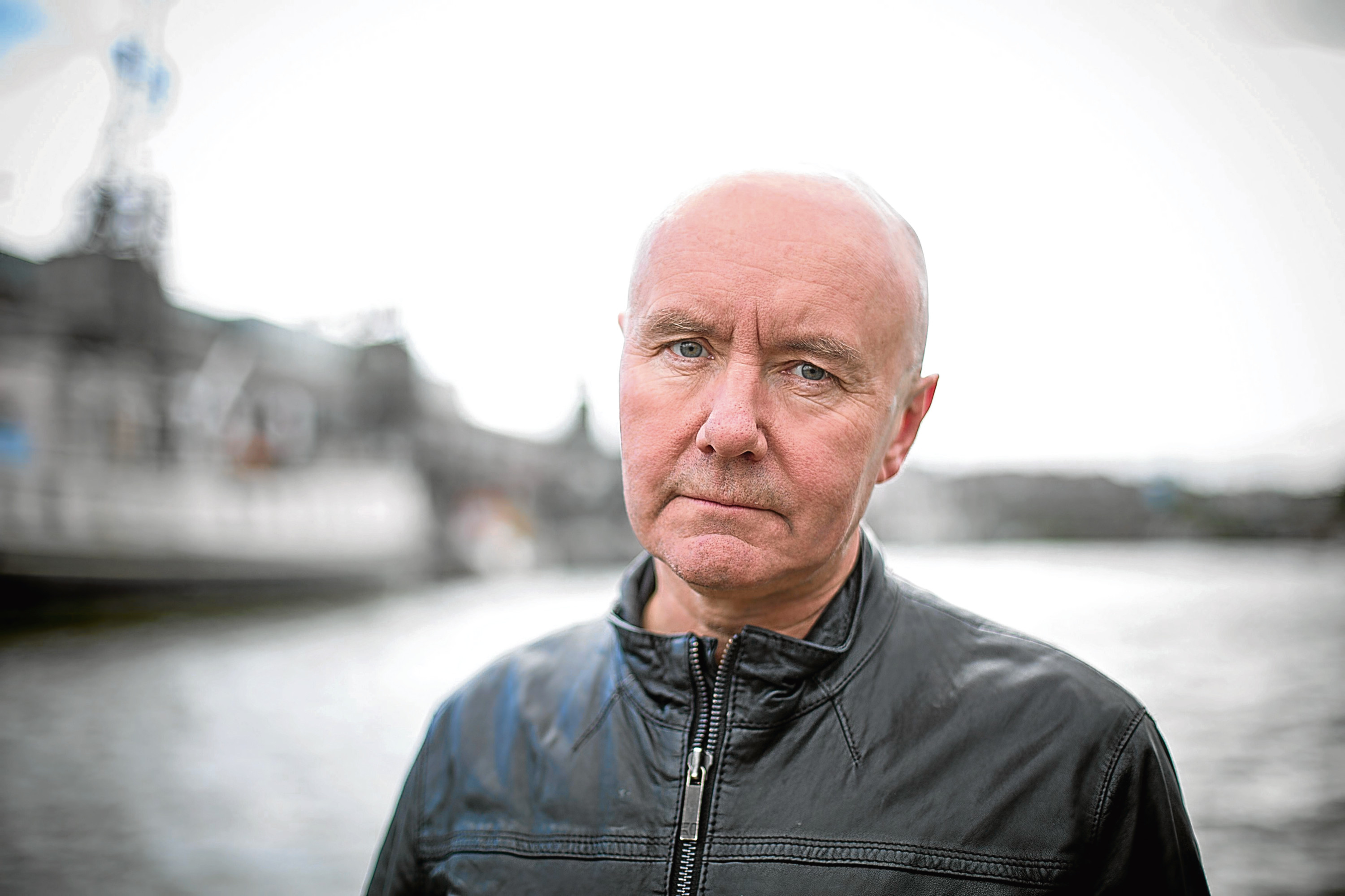 Irvine Welsh, novelist, playwright and short story writer (SWNS/HE Media)