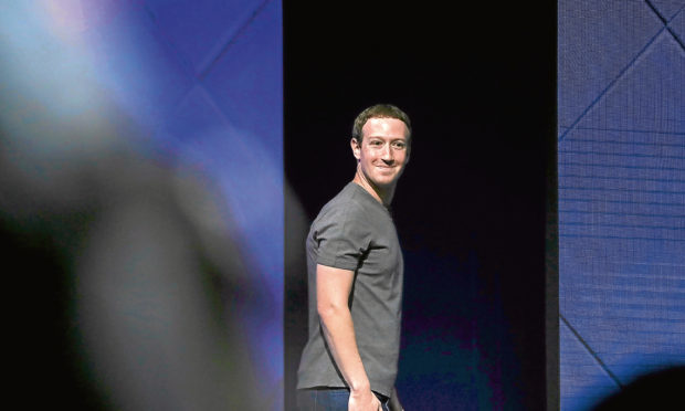 Mark Zuckerberg (Justin Sullivan/Getty Images)