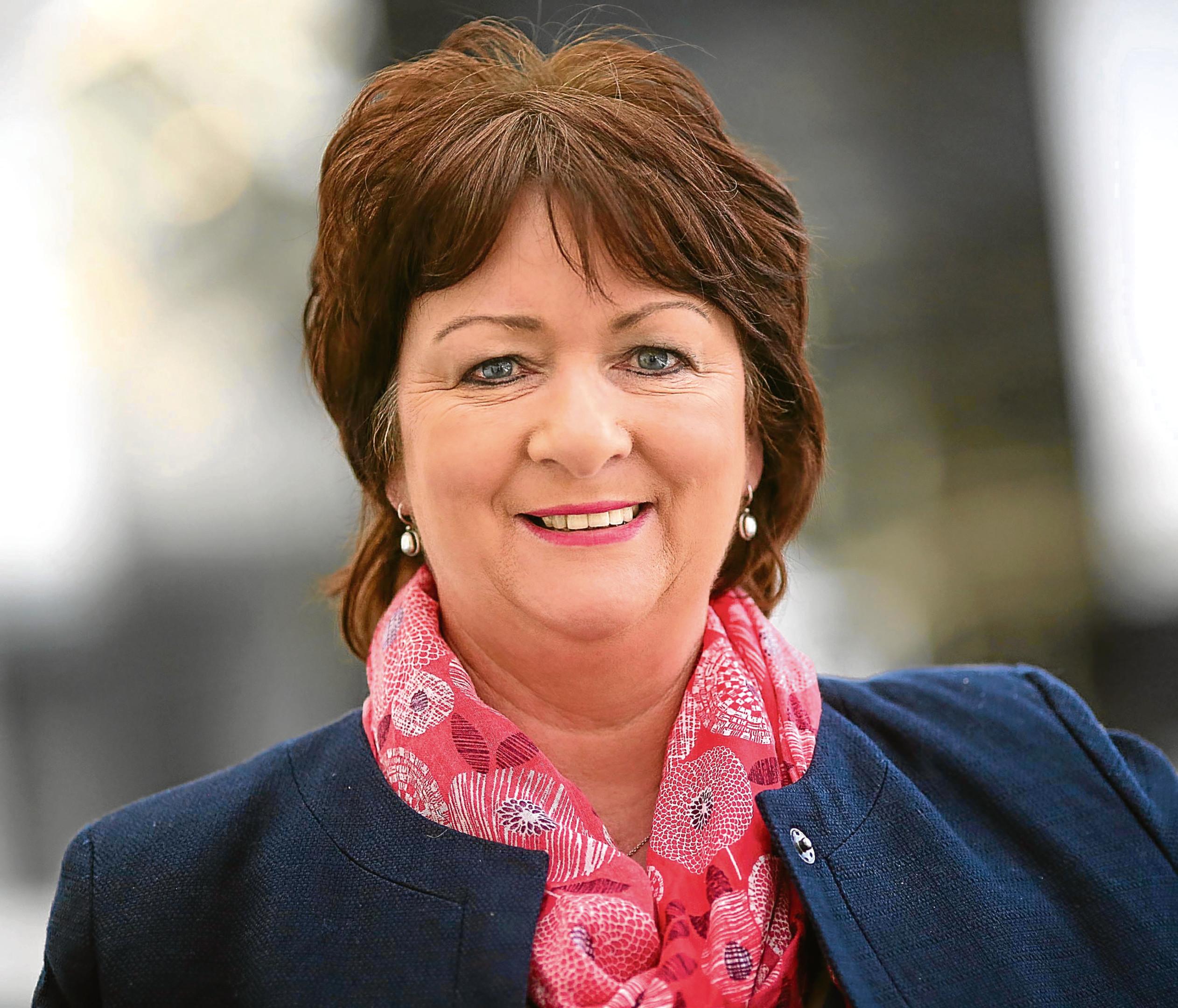 SNP MSP Rona Mackay (Allan Milligan)