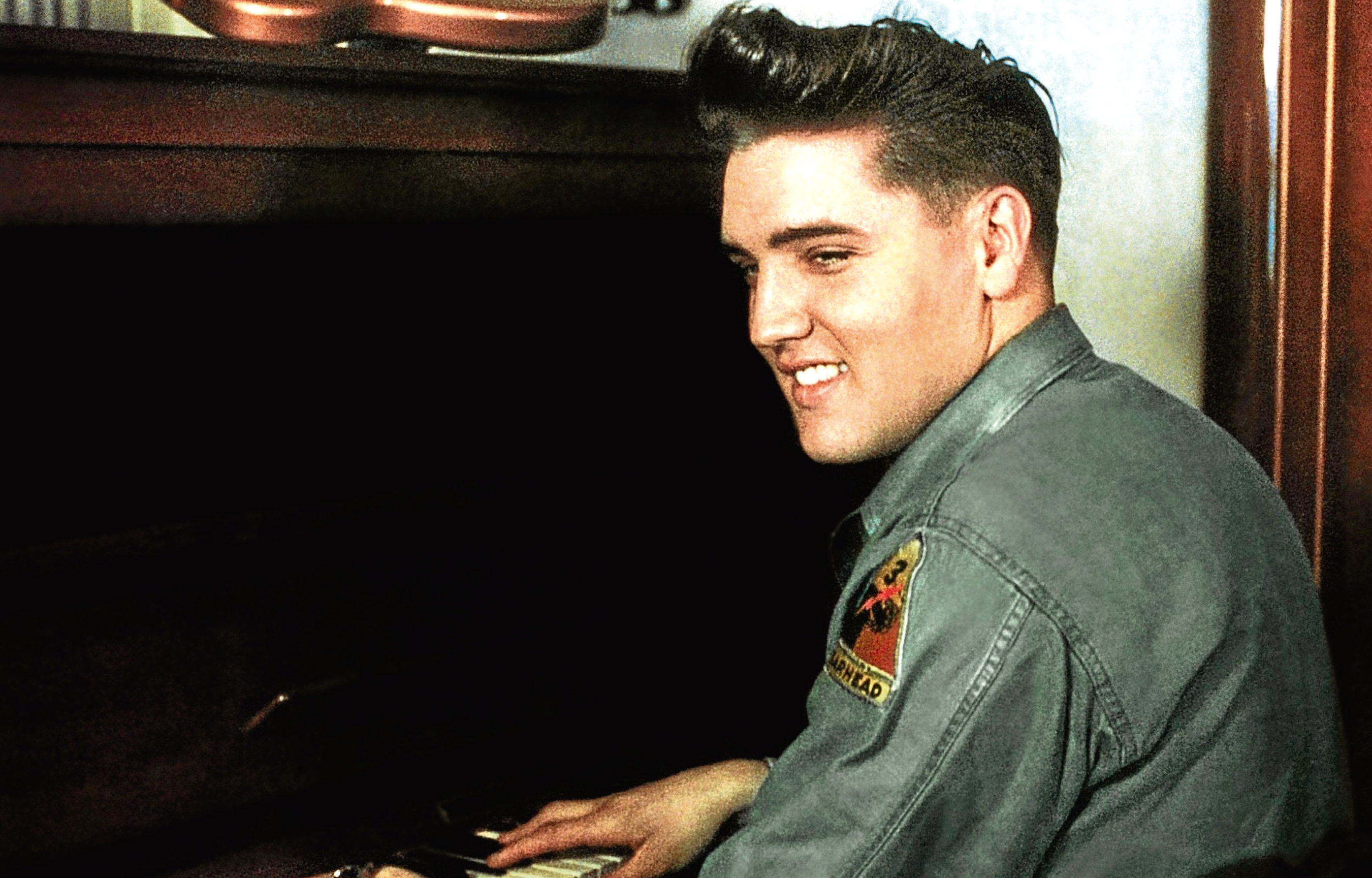 Elvis was keen to be just an ordinary soldier (Allstar Picture Library)