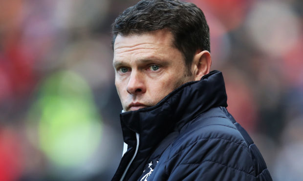 Rangers manager Graeme Murty (Ian MacNicol/Getty Images)