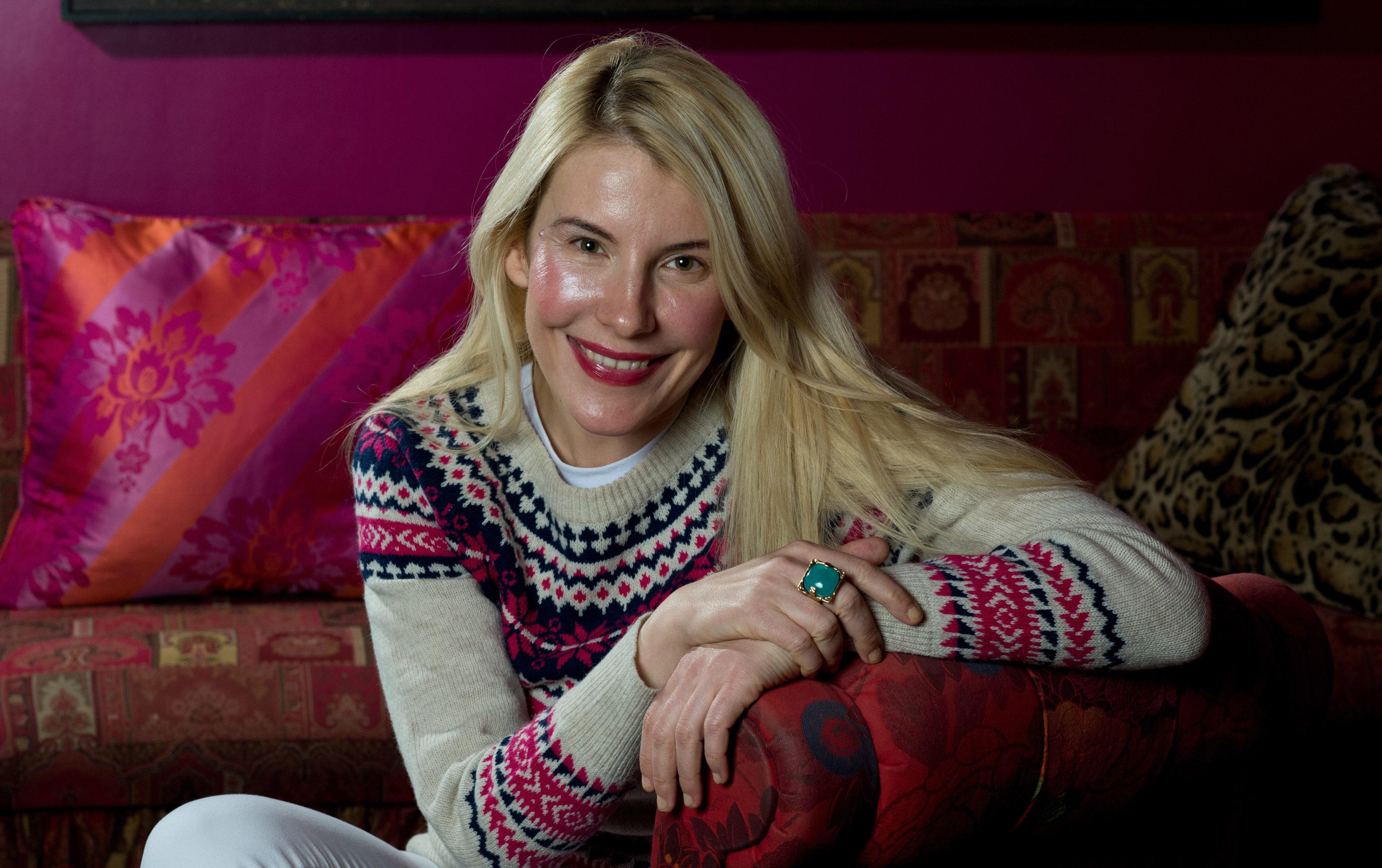 Allison McKenzie (JOHN ALEVROYIANNIS)