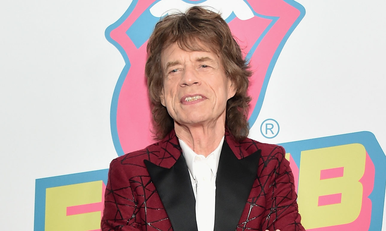 Mick Jagger of The Rolling Stones (Michael Loccisano/Getty Images)