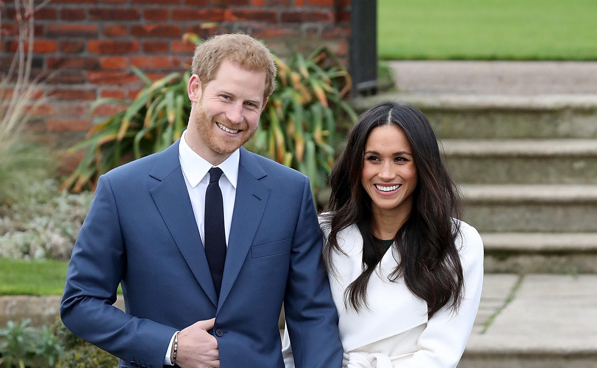 Prince Harry and Meghan Markle (Chris Jackson/Chris Jackson/Getty Images)