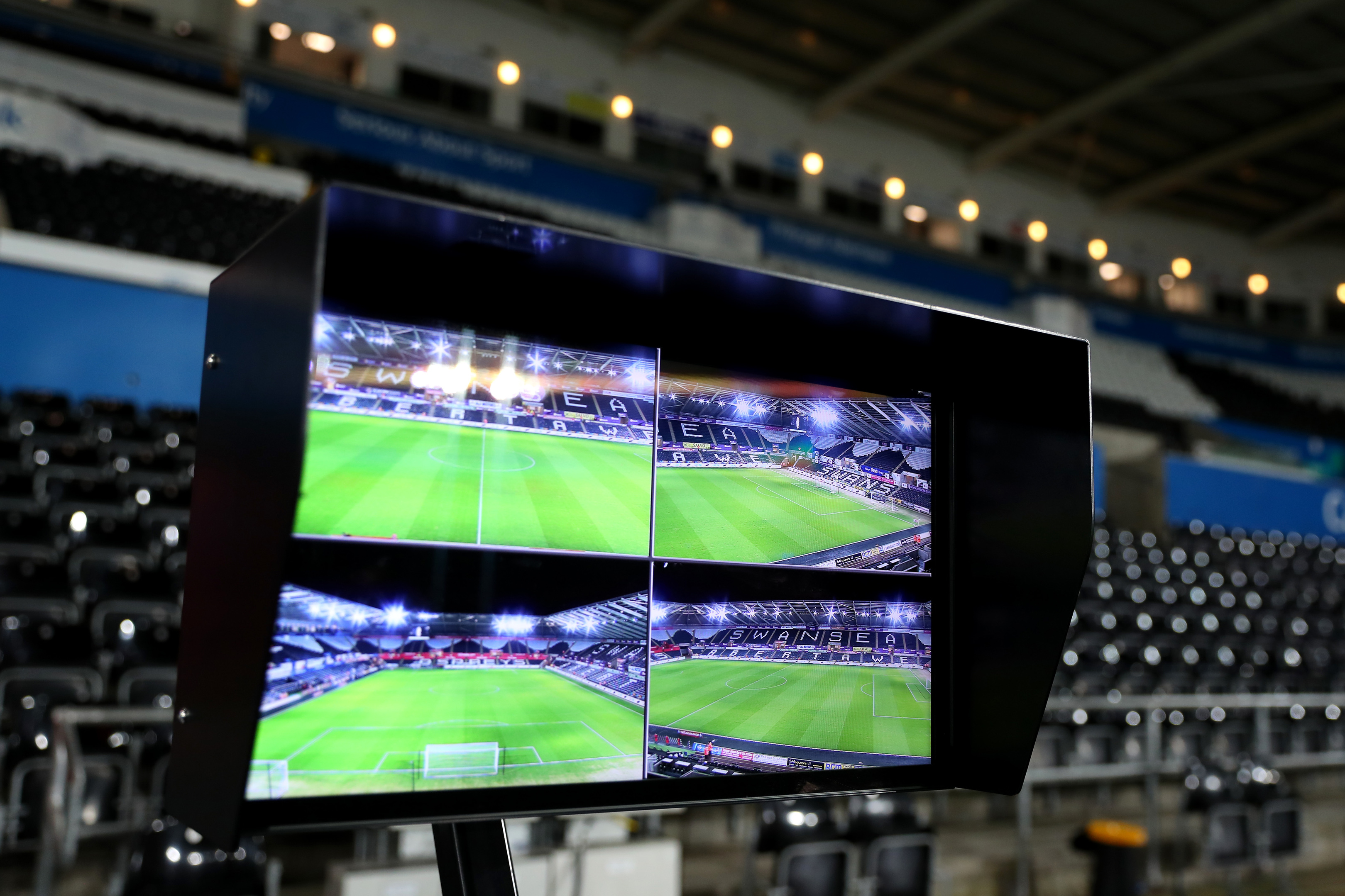 Video Assistant Referee  (Catherine Ivill/Getty Images)